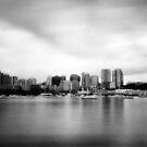 The North Shore - Sydney Australia by Norman Repacholi