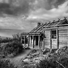 Craigs Hut , High Country, Victoria  by Christine Wilson