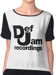 DJ Chiffon Top