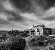 Craig's Hut  by Christine  Wilson Photography