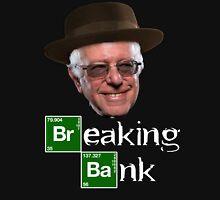 Bernie Breaking Bank Unisex T-Shirt