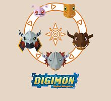 Digimon : Agumon Evolution Unisex T-Shirt