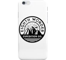 Eighth Wonder Expedition Co. iPhone Case/Skin
