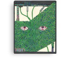 Machine Ghost Canvas Print