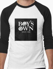 BOY'S OWN boys own Men's Baseball ¾ T-Shirt