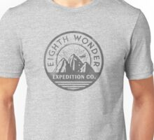 Eighth Wonder Expedition Co. FADED Unisex T-Shirt