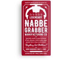Nabbe Grabber Metal Print