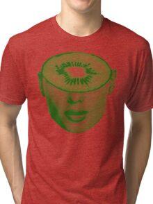 Kiwi-Ed (Kiwi) Tri-blend T-Shirt