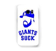 Giants Suck Samsung Galaxy Case/Skin