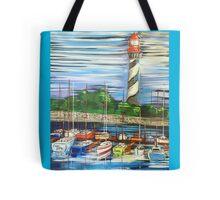 Clymer Marina Tote Bag