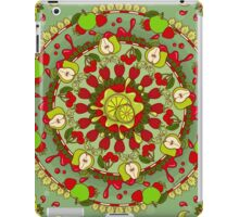 Red Fruit, Green Fruit iPad Case/Skin