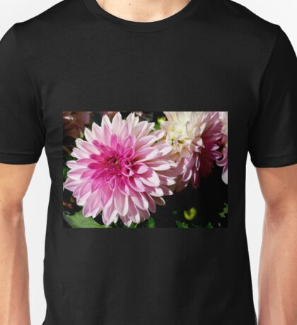 Bursting With Pink Unisex T-Shirt