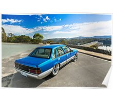 Holden VK Commodore Poster