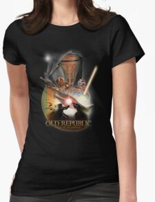 The Old Republic - Rise of an Empire Womens Fitted T-Shirt