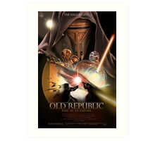 The Old Republic - Rise of an Empire Art Print