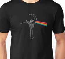Dark Side of the Moon Stick Unisex T-Shirt