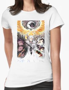 D Gray Man  Womens Fitted T-Shirt