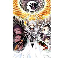 D Gray Man  Photographic Print