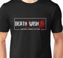 Death Wish JDM Slap Red Unisex T-Shirt
