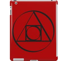 Philosopher's stone iPad Case/Skin