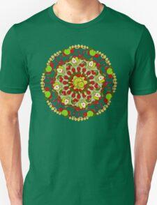 Red Fruit, Green Fruit Unisex T-Shirt