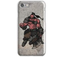 axe iPhone Case/Skin