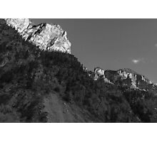 Canyons Light Photographic Print