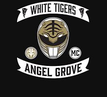 Angel Grove Motorcycle Club (White Tigers) Unisex T-Shirt