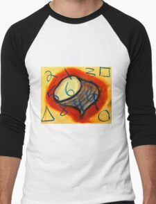 symbolic Men's Baseball ¾ T-Shirt