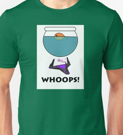 WHOOPS! Unisex T-Shirt