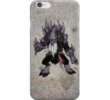 dark seer iPhone Case/Skin