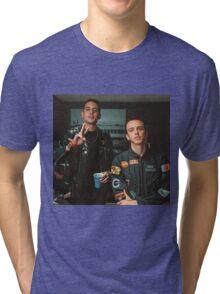 Logic and G Eazy  Tri-blend T-Shirt