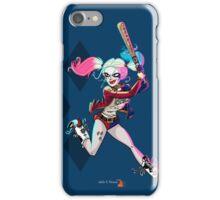 Jester Girl iPhone Case/Skin