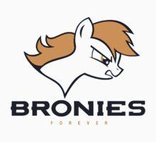 Bronies Denver Broncos Kids Tee