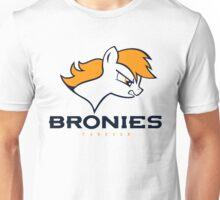 Bronies Denver Broncos Unisex T-Shirt