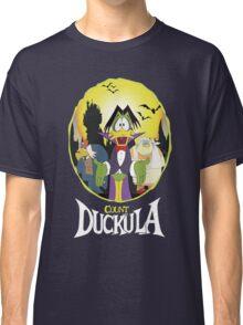 Count Duckula - Darkwing Duck Classic T-Shirt