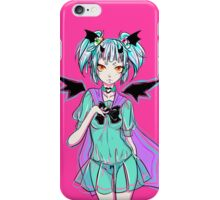 Oni Girl iPhone Case/Skin