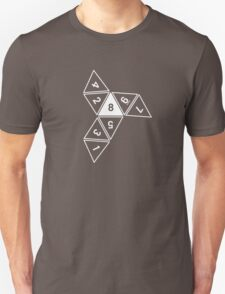 Unrolled D8 T-Shirt