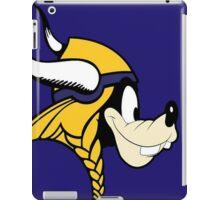 Goofy Minnesota Vikings iPad Case/Skin