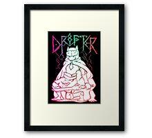 Hyper Light Drifter  Framed Print