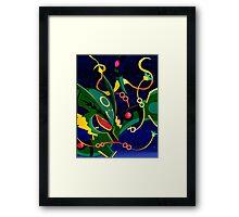 Mega Rayquaza Framed Print