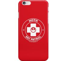 Hoth Ski Patrol iPhone Case/Skin