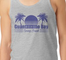 Guantanamo Break Spring Break Tank Top