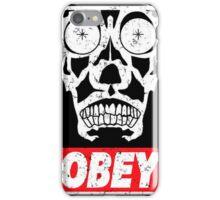 Skull Obey iPhone Case/Skin