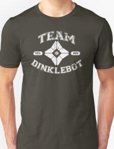 Team Dinklebot - White T-Shirt