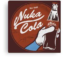 Ice Cold Nuka Cola Canvas Print