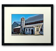 Ramshackle Framed Print