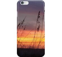 In a Bed of Sea Oats iPhone Case/Skin