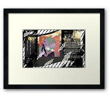 The Betrayer Framed Print