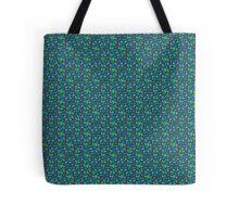 Multi-Colored Checkered Tote Bag